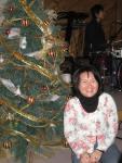 A favorite teacher -- Sachie Sensei