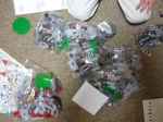 Bags and bags of Lego blocks!!