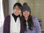 Emi and Kanako