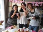 Yukari-san, E-chan, and Mio