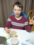 Making rolls is fun!