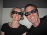 Cool 3D couple.