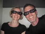Cool 3D couple.