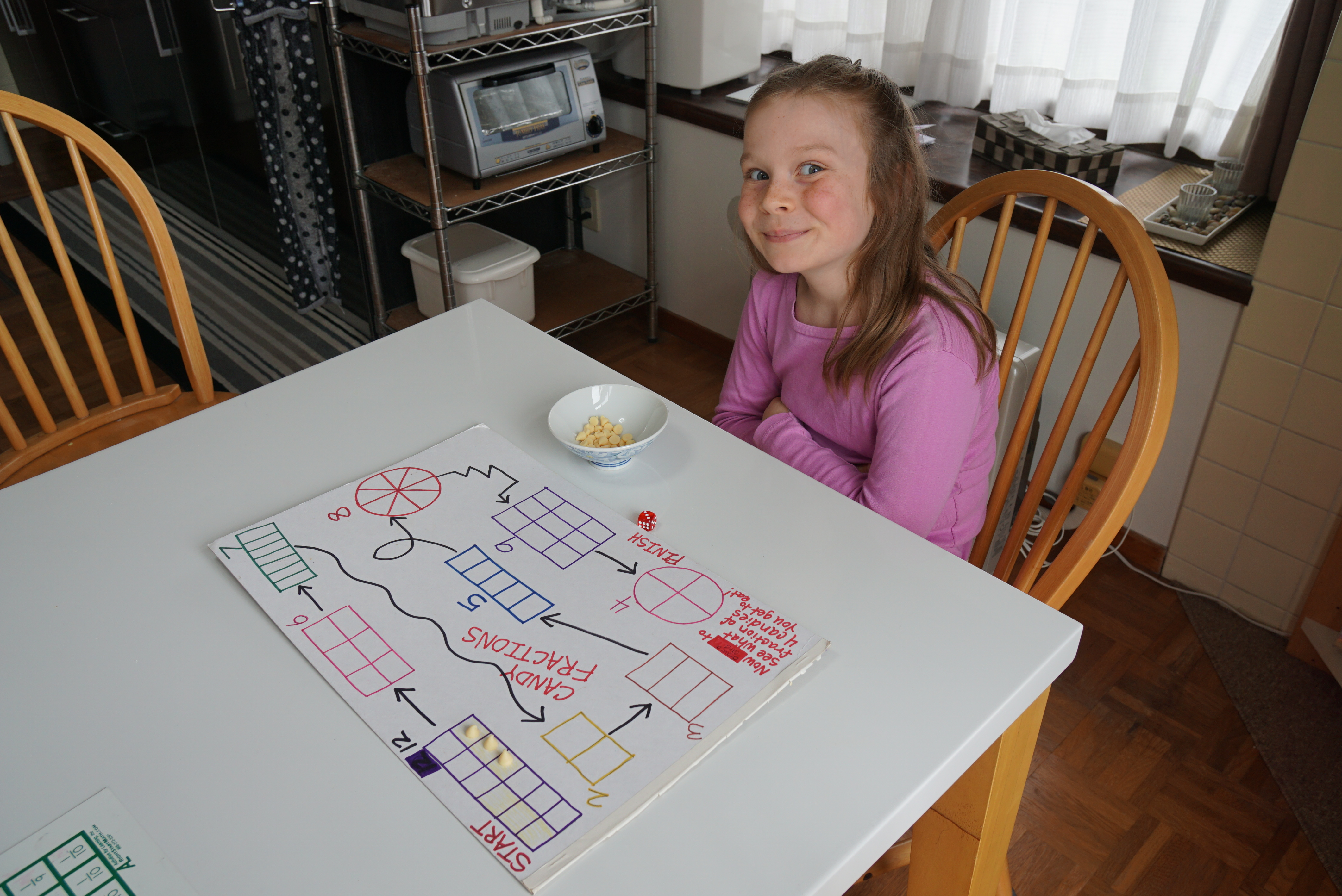 Homemade Math Board Games For Preschoolers Make Your Own